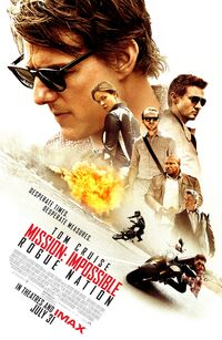 Mission Impossible Rogue Nation poster 9