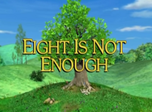 Sunny Patch Eight is Not Enough