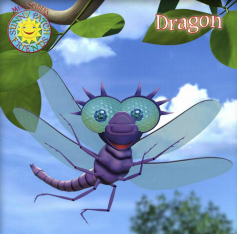 File:Miss Spider's Sunny Patch Friends Character Promo - Dragon.png