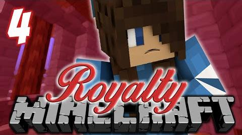 War Begins Minecraft Royalty S1 Ep.4 Minecraft Roleplay