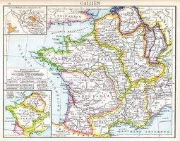 Gallien Droysens Hist Handatlas S16