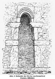 Kirche von Somerford Keynes RdgA Bd1, Taf.036, Abb.003