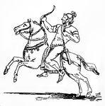 Römischer Bogenschütze, Kriegswaffen00demmin p0248, Fig.017bis