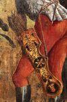 Köcher in Begräbnis der Hl. Ursula, Vittore Carpaccio, 1493