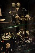 Viking jewellery - VIKING exhibition at The National Museum of Denmark - Photo The National Museum of Denmark