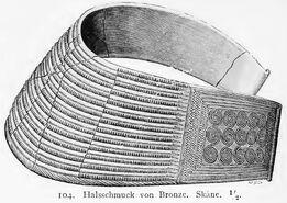 Halsring Skane, BZ - kulturgeschichte00mont Abb.104