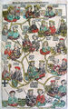 Heinrich II. (HRR) Stammbaum Nuremberg chronicles (CLXXXVIv).jpg