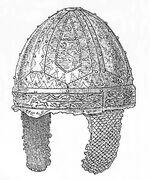 Spangenhelm von Gammertingen, RdgA Bd2, Taf.033, Abb.004