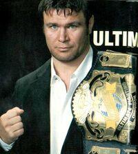 Oleg Taktarov UFC 6 champ