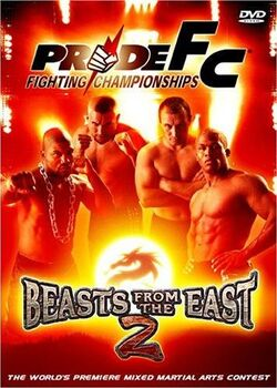 Pride 22 DVD cover