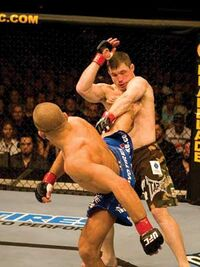 GSP vs Hughes from UFC 50