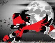 Tails The Werefox (Fan-Art)