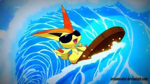 ~Victini Pokemon Summer Splash Mix~