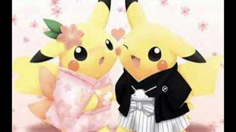 Pikachu x Pikachu-Everytime We Touch, She Wolf and Titanium