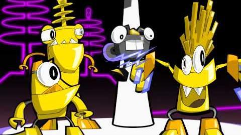 LEGO® Mixels -- Episode 4 Electrock-0