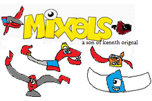 Mixels the secret story opening