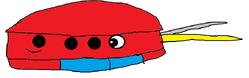 Reddey cartoon