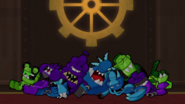 Soundly Sleeping Mixels