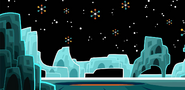Mixels in Space Background