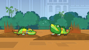 Weird Alligator Things