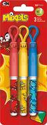 Mixels 3pk Gel Pens