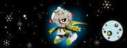 Nurp-Naut in Space