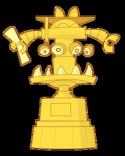 Professor mixelpuss vector