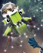 Rokit on the LEGO Club Magazine