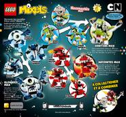 LEGO Catalog France Mixels