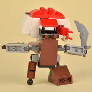 Lego Skulzy Back Review