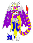 Mila-Laki Wraithistice Hirasagi and Lupupmon