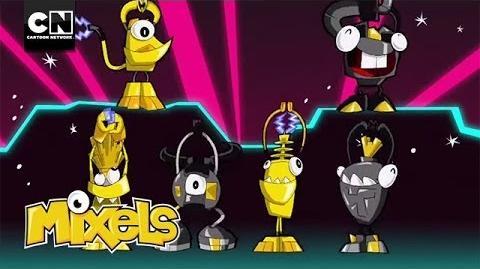 Mixels Cartoon Network
