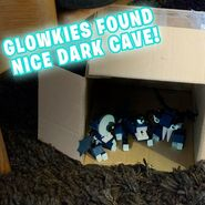 Glowkies cave