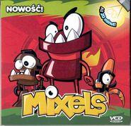Mixels DVD cover