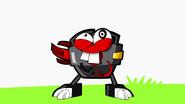 Cheerful murp