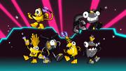 Electron Dance Party