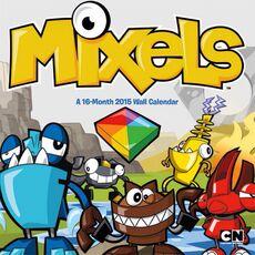 Mixels Calendar