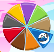 Flurr in Mixels Pie Graph