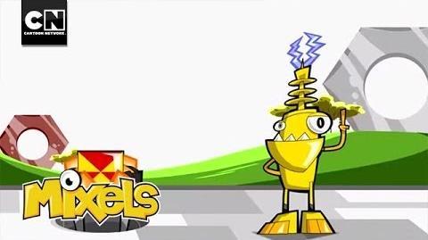 Pothole Mixels Cartoon Network