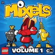 Mixels volume 1