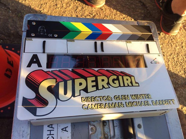 File:Supergirl Pilot begins filming!.png