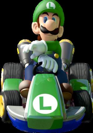 Luigi MK8
