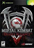 Xbox - MK Deadly Alliance