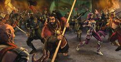 War in Outworld