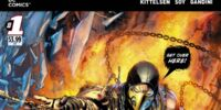 Mortal Kombat X Issue 1