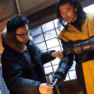 Ian Anthony Dale Scorpion