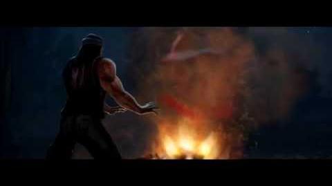 Mortal Kombat 9 - Freddy Krueger ending