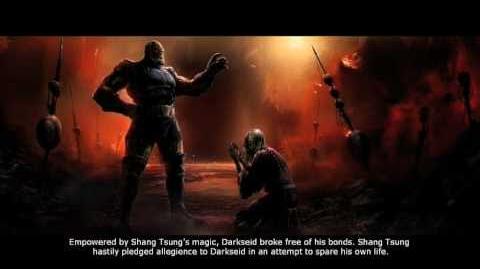 Darkseid/Videos