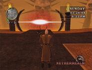 The Portal that opens after defeating Kobra, Kira and Kabal