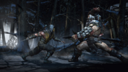 MKX Snow Forest 2